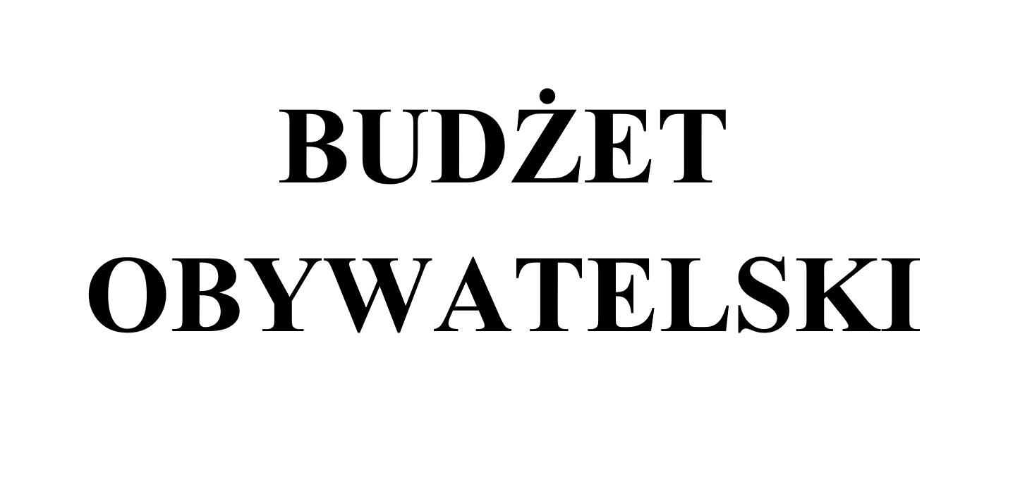 Ilustracja do informacji: Protokół komisji ds. budżetu obywatelskiego z ustalenia zbiorczych wyników z przeprowadzonych konsultacji